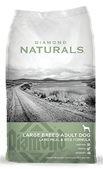 Diamond Naturals - Large Breed Lamb and Rice Dog Food