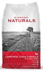 Diamond Naturals - Lamb Meal Dog Food