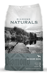 Diamond Naturals - Senior Dog Food