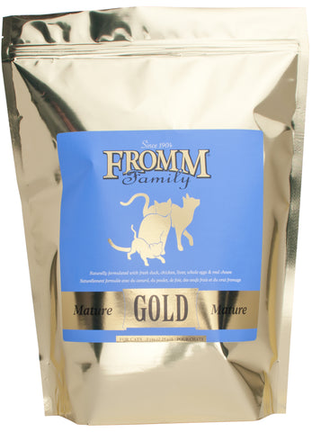 Fromm Family Mature Gold Food for Cats
