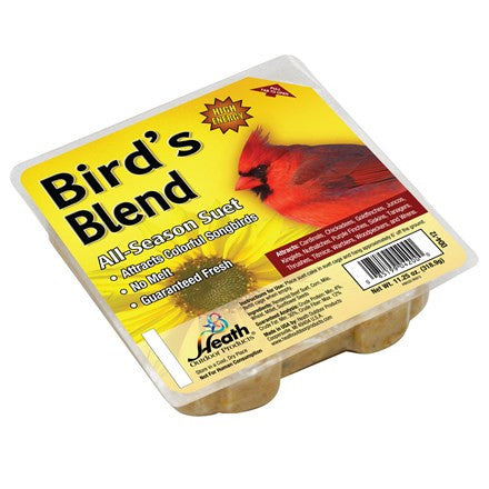 Heath Bird's Blend High Energy Suet Cake