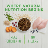 Instinct® Be Natural™ Real Chicken & Brown Rice Recipe Dog Food