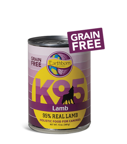 Earthborn K95™ Lamb Formula For Dogs