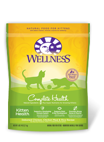 Wellness Complete Health Kitten Health Cat Food