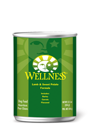 Wellness Complete Health Lamb & Barley Recipe Dog Food