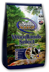 NutriSource® Woodlands Select Dog Food