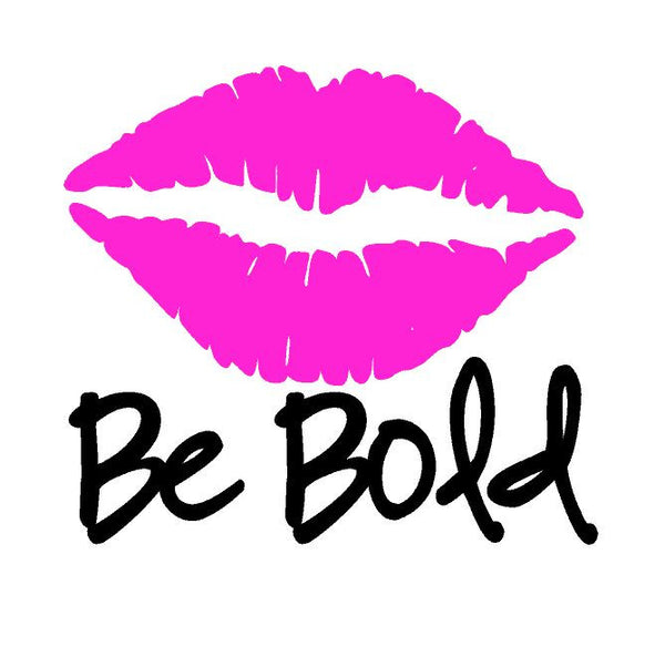 Be Bold Younique T-shirt ,Brand It Creations