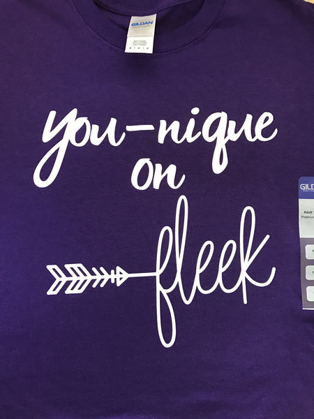 You-nique on Fleek Younique T-shirt