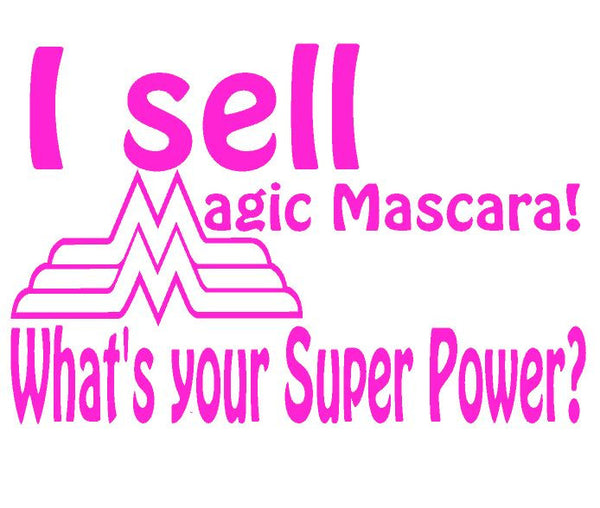 I sell Magic Mascara ,Brand It Creations