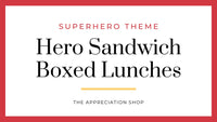 HERO Sandwich Boxed Lunches