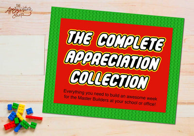 """Building Blocks"" Appreciation Week Printables Collection - The Appreciation Shop"