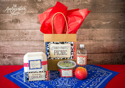 Fancy Pants Picnic Printables - The Appreciation Shop