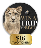 2 Raffle Tickets: Win A Trip