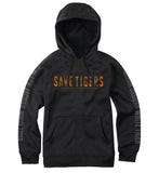 Enzo Save Tigers Hoody