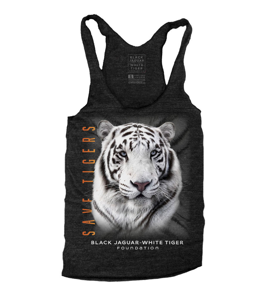 Enzo Save Tigers Tank Top