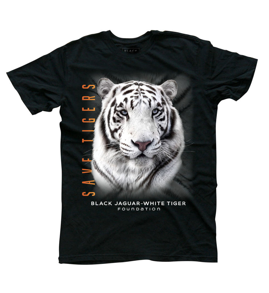 Enzo Save Tigers T-Shirt