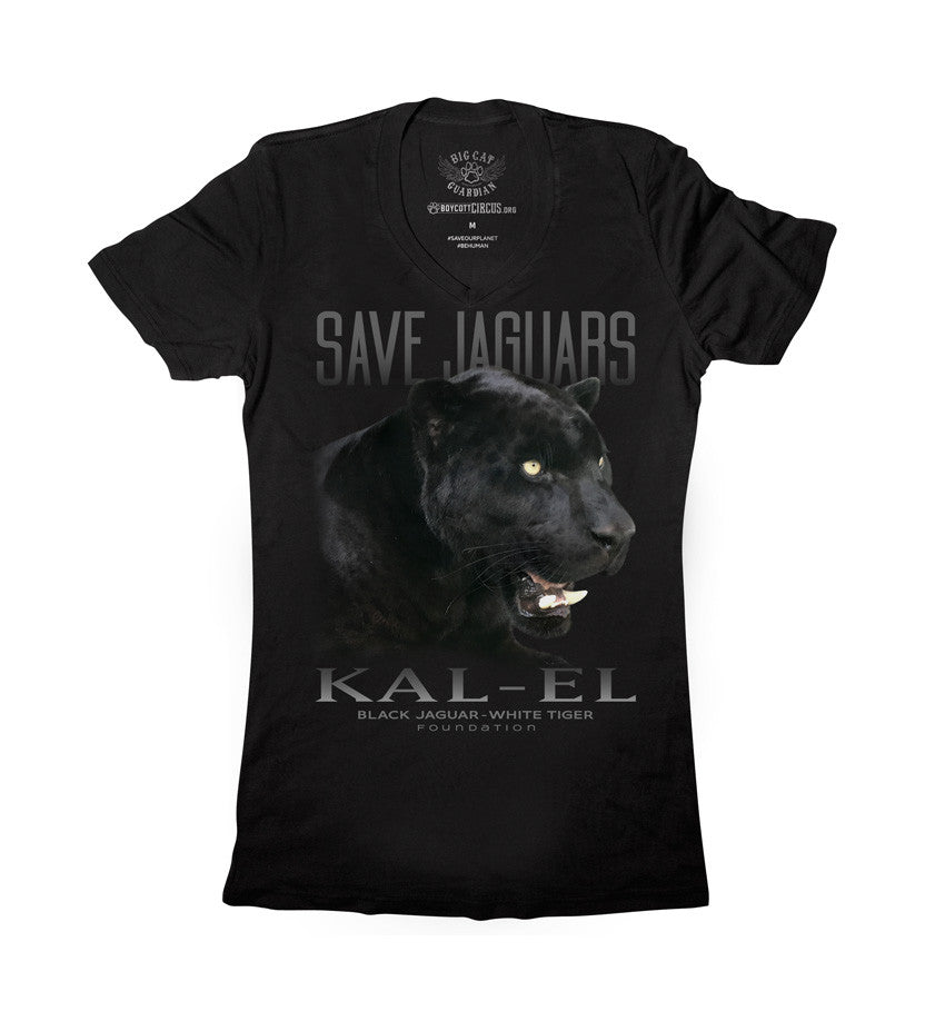 Kal-El Ladies V-Neck