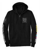 Karma By BRITTO™ Zip Hoody