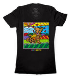 Karma By BRITTO™ Ladies V-Neck (Black)