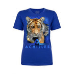 Achilles Ladies T-Shirt (Blue)