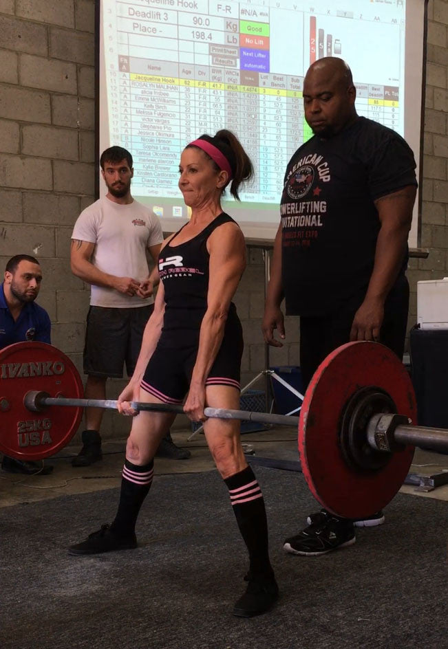 You Won't Believe How Easy It Is to Set a National Powerlifting Record!