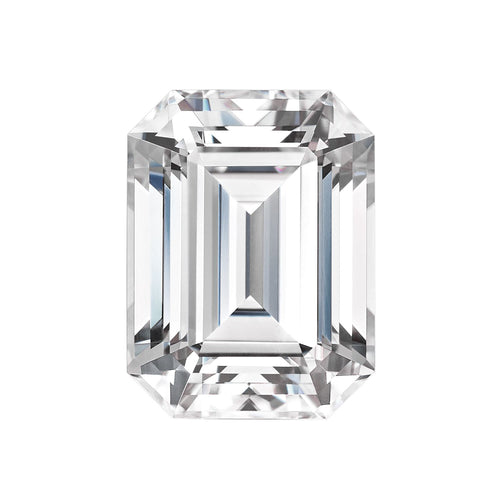 Loose Forever One Emerald Cut