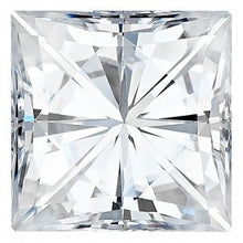 Loose Forever One Princess Cut Diamond Alternative