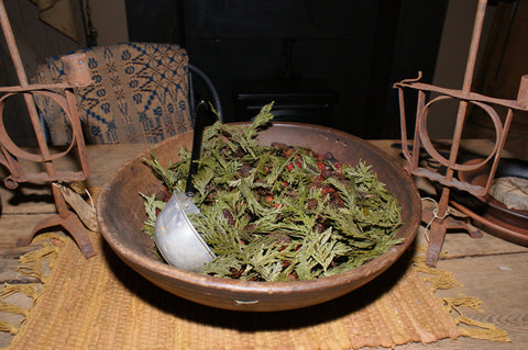 Gallon of Christmas Thyme Potpourri