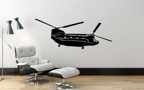 Military Aircraft Wall Decals