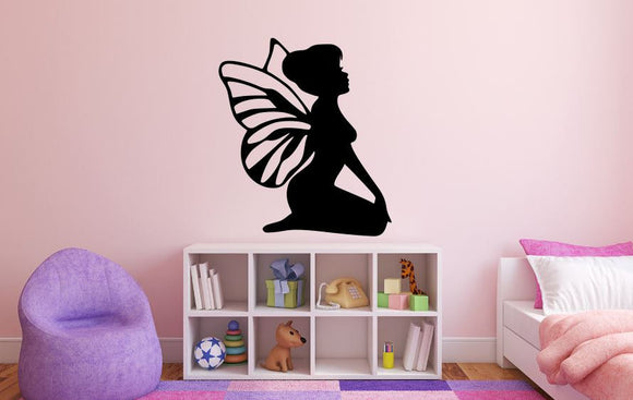 Fairy Wall Decal - 31
