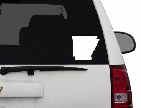 Decal - Arkansas Decal For Car, Laptop, Macbook, Ipad - Arkansas Sticker