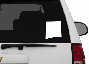Decal - New Mexico Decal For Car, Laptop, Macbook, Ipad - New Mexico Sticker