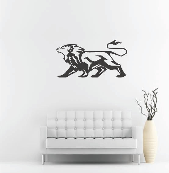 Lion Wall Decal - 27