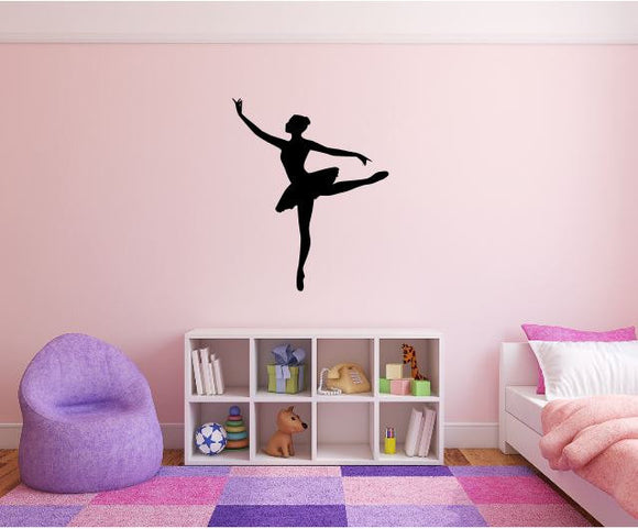 Ballerina Wall Decal - 33