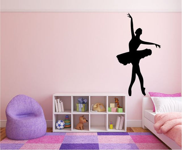 Ballerina Wall Decal - 50