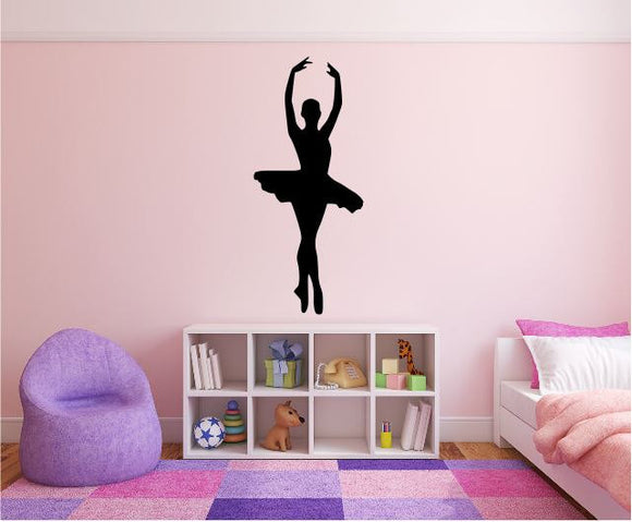 Ballerina Wall Decal - 45