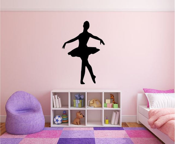 Ballerina Wall Decal - 40