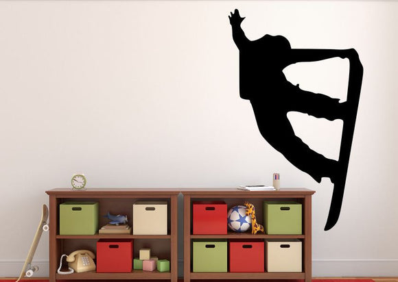 Snowboarder Wall Decal - 44