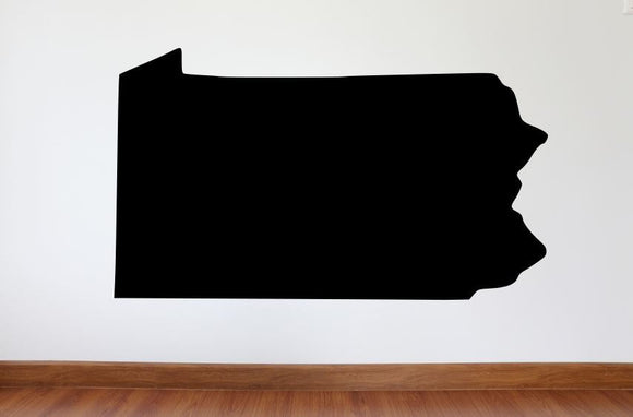 Pennsylvania Wall Decal - 27