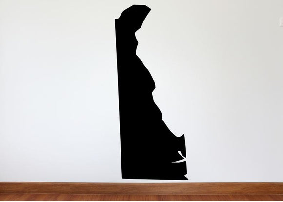 Delaware Wall Decal - 64