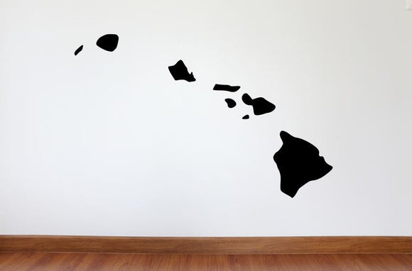 Hawaii Wall Decal - 27