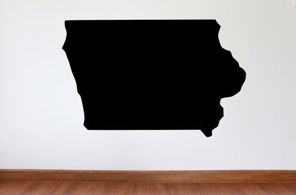 Iowa Wall Decal - 27