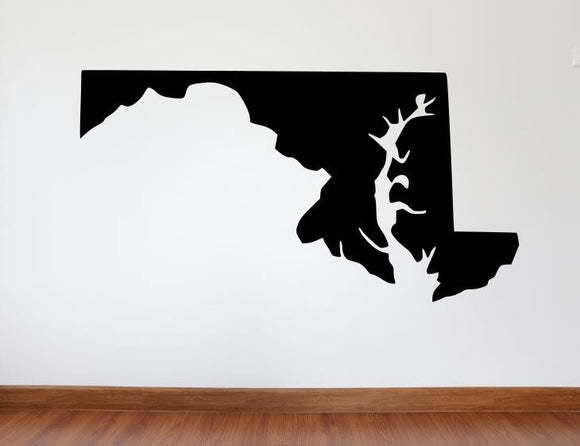 Maryland Wall Decal - 27