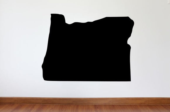 Oregon Wall Decal - 27