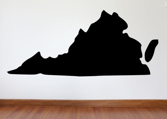 Virginia Wall Decal - 27