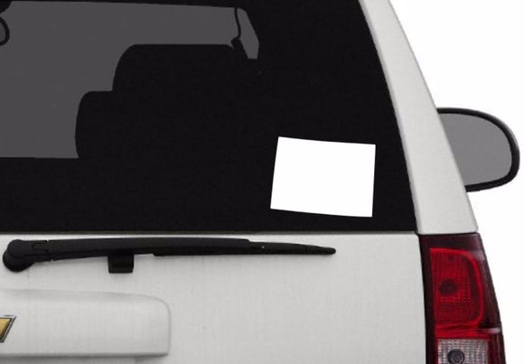 Decal - Colorado Decal For Car, Laptop, Macbook, Ipad - Colorado Sticker