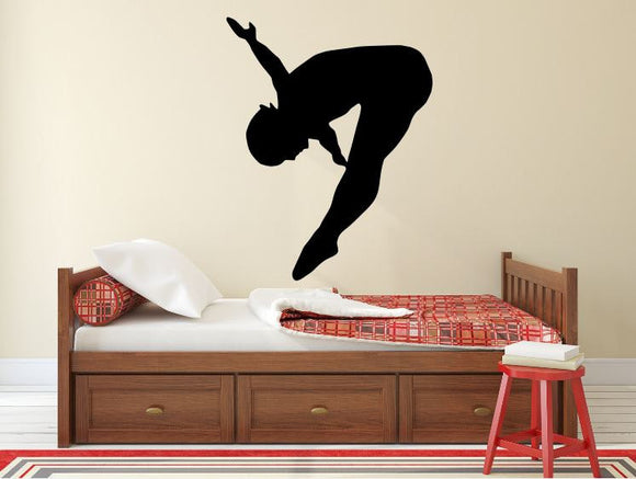 Gymnastics Wall Decal - 35