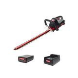Oregon 567040 Oregon Cordless HT250 Hedge Trimmer Kit with 4.0 Ah Battery Pack and C750 Rapid Charger