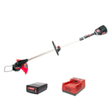 Oregon 586726 Oregon Cordless ST275 Straight Shaft Lithium Ion String Trimmer with 6.0 Ah Battery and Rapid Charger