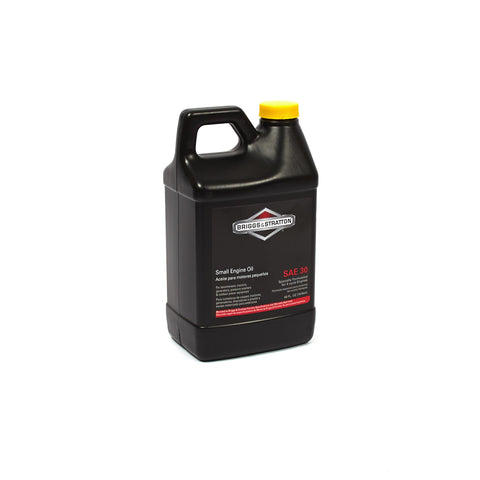 Briggs & Stratton 100028 SAE30 Engine Oil, 48 oz Bottle